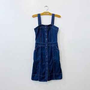 JACKPOT denim jeans jumper dress